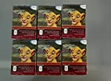 6 pack Lion King chocolate eggs