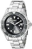 Invicta Men's 16037SYB Pro Diver Analog Display Quartz Silver Watch