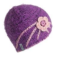 FU-R Headwear - Women's Flo-Beam, Lightweight Hand Knit Beanie