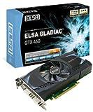ELSA ビデオカード ELSA GLADIAC GTX 460 1GB GD460-1GERX
