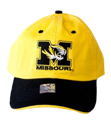 missouri tigers fitted hat missouri fitted cap