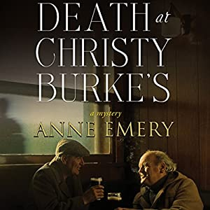 Death at Christy Burke's: A Collins-Burke Mystery, Book 6 Audiobook