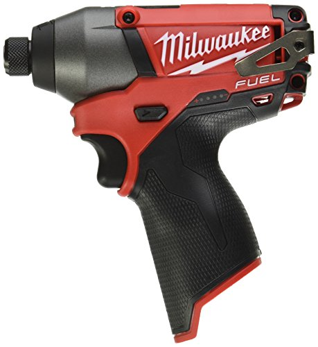 Milwaukee 2453-20 M12 Fuel 1/4 Hex Impact Driver tool Only (Milwaukee Fuel 12 Volt compare prices)