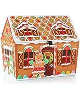 Hallmark Christmas 2012 LPR2348 Gingerbread Card Keeper