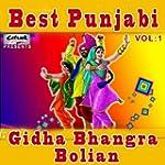 Best Punjabi Gidha Bhangra Bolian, Vo...
