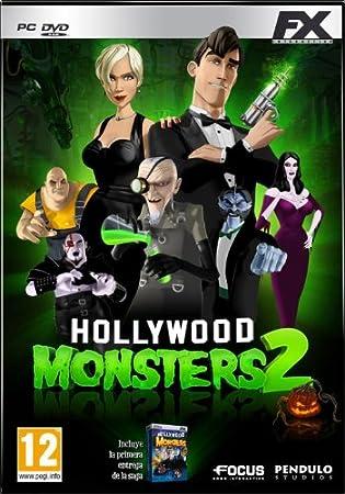 Hollywood Monsters 2 - Premium