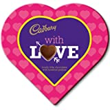 Cadbury Heart Chocolates 180g