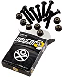 Sector 9 Bolt Pack Set, Black, 2-Inch