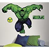 RoomMates RMK1484GM Hulk  Peel & Stick Giant Wall Decal