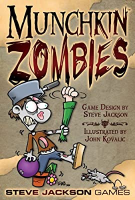 Munchkin Zombies from Publisher Services Inc (PSI)