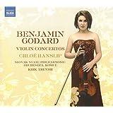 Benjamin Godard : Concerto pour violon n° 2 - Concerto romantique - Scènes poètiques