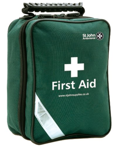 St John Ambulance Zenith Statutory 20-Person First Aid Kit