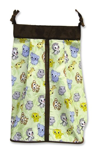 Trend Lab Chibi Diaper Stacker front-15191
