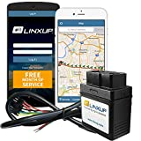 Linxup Wired with FREE Month of 3G GPS Service & GPS System, Vehicle Tracking Device, Car GPS LWAAS1P1