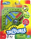Hasbro Trouble Travel Pack of 2