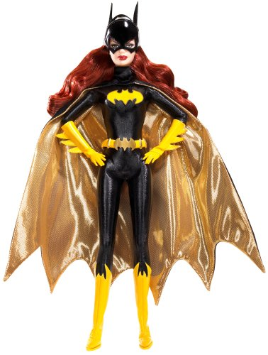 Top Barbie Batgirl Dc Superheroes Collector Barbie Doll