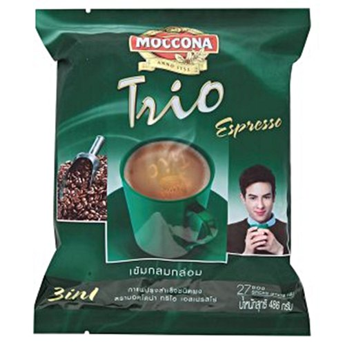 Moccona Trio Expresso 3 in 1 Instant Coffee Mix 486g