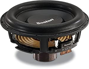 "Amazon.com: NEW BOSTON ACOUSTICS G510-44 10"" G5 CAR SUB"