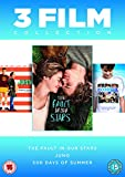 The Fault In Our Stars / Juno / 500 Days Of Summer - 3 Film Collection [DVD]