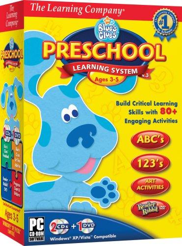 TLC® Blues Clues® Preschool 2008