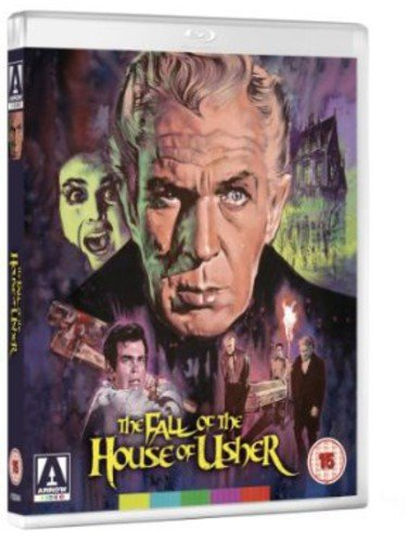 Blu-ray : Fall Of The House Of Usher