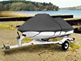 GRAY TRAILERABLE PWC PERSONAL WATERCRAFT COVER COVERS FITS 2-3 SEAT OR 127-135 LENGTH WAVERUNNER, SEA DOO, JET SKI, POLARIS, YAMAHA, KAWASAKI COVERS