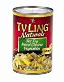 Ty Ling Mixed Chinese Vegetables, 15-Ounce Cans (Pack of 24) Reviews