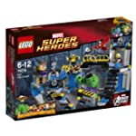 Lego Super Heroes - Marvel - 76018 -...