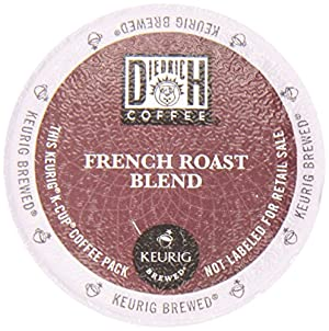 Diedrich Coffee French Roast Blend Keurig K-Cups, 24-Count