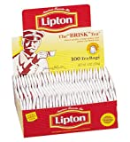 Lipton Tea Bags, Box Of 100