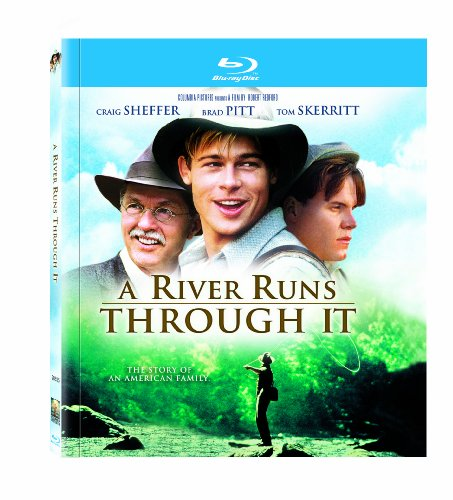 A River Runs Through It [Blu-ray] [Import]