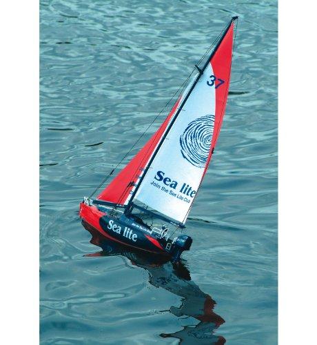 Nauticalia RC sailing yacht, 27.095Mhz