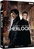 Sherlock Season 3 (DVD Box Set 2 Disc)