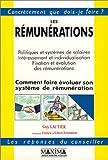 echange, troc Guy Lautier - Les rémunérations, comment faire évoluer son système de rémunération?