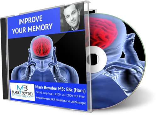 Improve Your Memory Hypnosis Cd - Forgetting Things Can Be A Drain On Your Time, Your Money, Your Friendships And Ultimately Stop You From Being And Experiencing Everything You Should. Sharpen Your Brain'S Effectiveness At Recalling Memories And See Your
