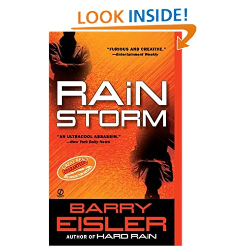 Rain Storm (John Rain Thrillers)