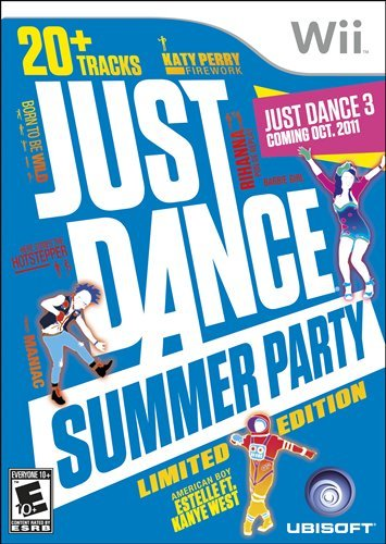 Just Dance Summer Party – Nintendo Wii