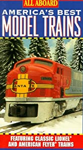 All Aboard: America's Best Model Trains [VHS]