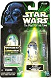 Star Wars Commtech R2-d2 with Hologram Leia Power of the Force Action Figure