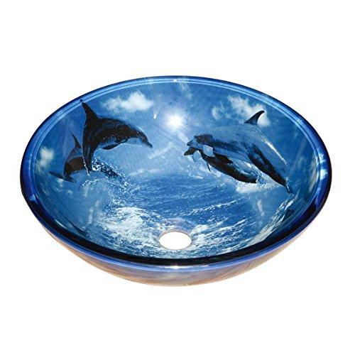 Dolphin Nautical Bath Decor