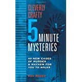 Cleverly Crafty Five-Minute Mysteries ~ Kenneth J. Weber