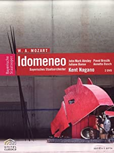 Mozart;Wolfgang Amadeus Idomen [Import]
