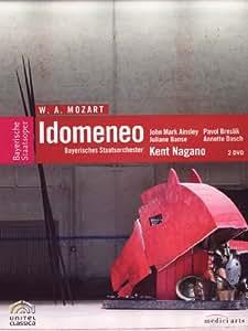 Mozart: Idomeneo (Sous-titres français) [Import]
