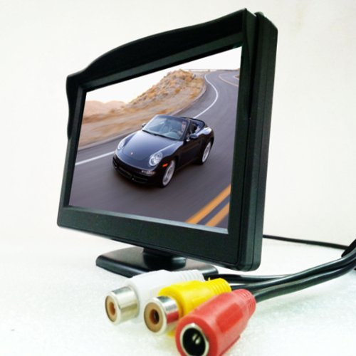 Csx5D-A1 5 Inch Car Monitor Display Screen Lcd Digital Display