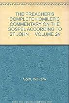 John by W. Frank Scott