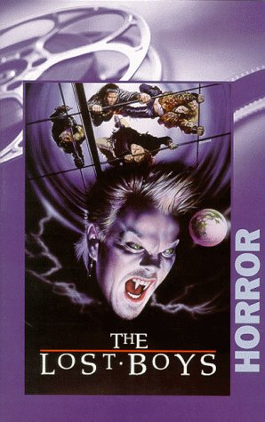 The Lost Boys [VHS]