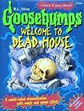 Goosebumps Welcome to Dead House (Goosebumps Audio)