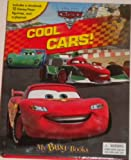 Disney Cars My Busy Book Storybook 12 Figures Playmat New