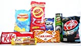 Snack Attack - Treats for the troops - Selection of Snack Treats from the UK
