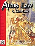 img - for Arms Law & Claw Law (Advanced Fantasy Role Playing, 2nd ed, Stock No. 1100) book / textbook / text book
